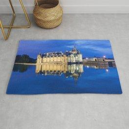 Chateau De Chantilly Rug