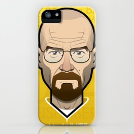 Mr. White - Breaking Bad iPhone Case