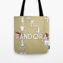 Welcome to Pandora Tote Bag