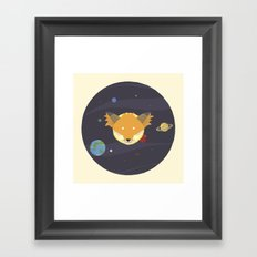 Game Name #4 Framed Art Print