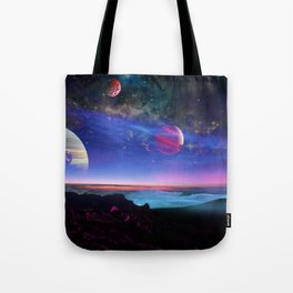 From the Moons of Jupiter Tote Bag