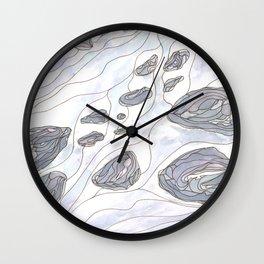Eno River 38 Wall Clock