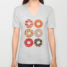 Half Dozen Donuts Unisex V-Neck