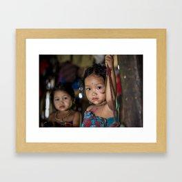 Mro Framed Art Print