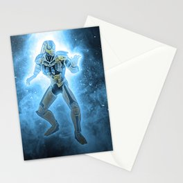Cyrax Stationery Cards