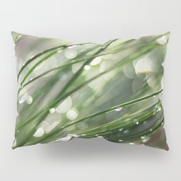Dew on Grass : Joy Comes in the Morning Pillow Sham