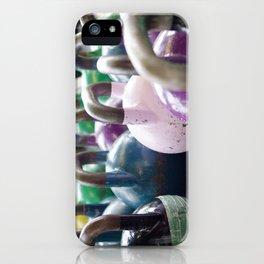 Kettlebell Gang iPhone Case