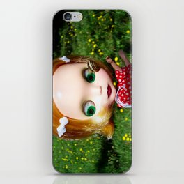 Gloha Meets Snail iPhone Skin