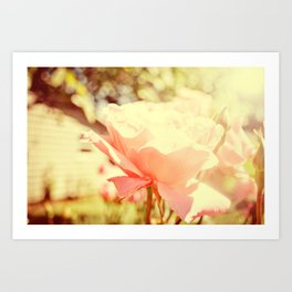 lightkiss Art Print