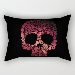 Pirate rose et noir colors urban fashion culture Jacob's 1968 Paris Agency Rectangular Pillow