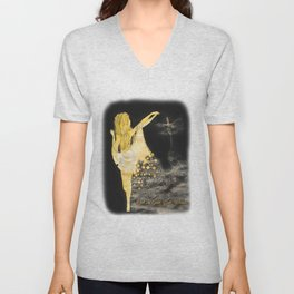 Ancient Queen Unisex V-Neck