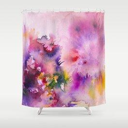 bacteria   Shower Curtain