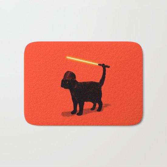 Cat Vader Bath Mat