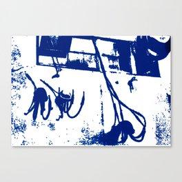 Sea Wall Canvas Print
