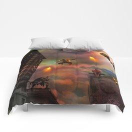 Super Hero Showdown Comforters