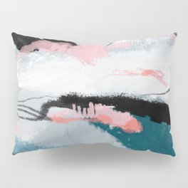 snow mountain Pillow Sham