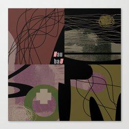 Hau Bau 017 Canvas Print