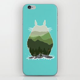 No more rainy days iPhone Skin