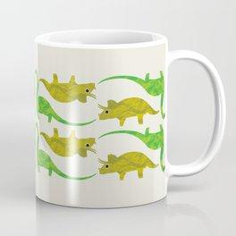 Paper Dino Coffee Mug