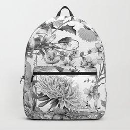 FLORAL GARDEN 4 Backpack