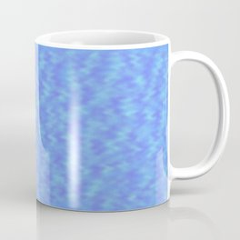 Blue Abstract Coffee Mug
