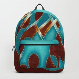 Yin & Yang, No. 6 Backpack