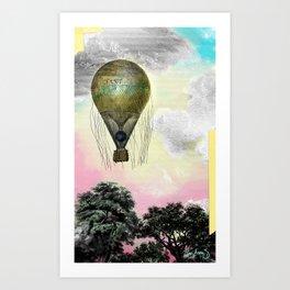 The Géant  Art Print