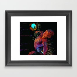 Reality Infusion Framed Art Print