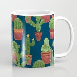 Terra Cotta Cacti Coffee Mug