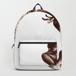 Josephine Baker - Créole Goddess Backpack