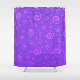 Hypno I Shower Curtain