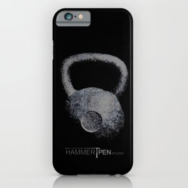 Kettle Bell iPhone Case