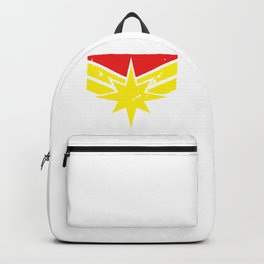 Distressed Super Heroine Backpack