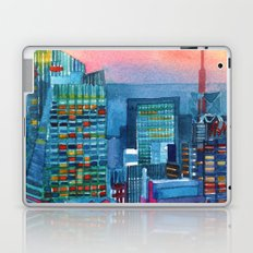 New York buildings vol2 Laptop & iPad Skin