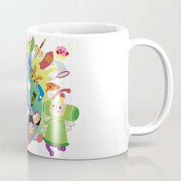 Super Smash Katamari Coffee Mug