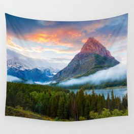 Glacier National Park Wall Tapestry
