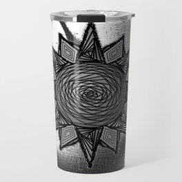 Awesome_Sun-Goth_on_metal Travel Mug