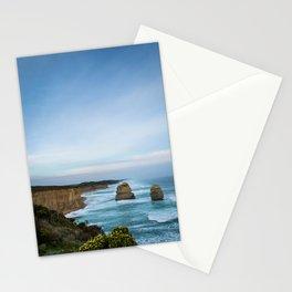 Twelve Apostles in Blue Stationery Cards