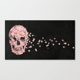 A Beautiful Death  Canvas Print