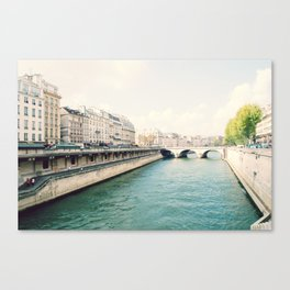 Paris - The Dream Canvas Print