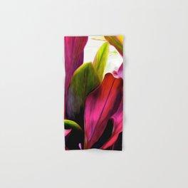 Ti Leaf Bouquet Hand & Bath Towel