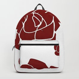 Rose Graphic Backpack