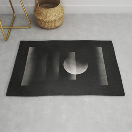 Ladder to the moon Rug