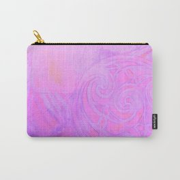 Pink Celtic Knot Carry-All Pouch
