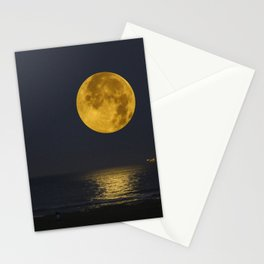 A Summer Full Moon Stationery Cards