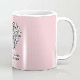 Just Love. (black text) Coffee Mug