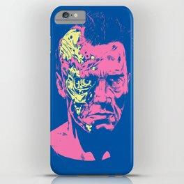 Terminator (neon) iPhone Case