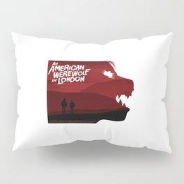 American Werewolf Pillow Sham