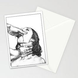 asc 716 - Le désir secret (True love) Stationery Cards