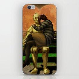 Love knows no Boundaries iPhone Skin